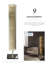 contemporary 2018年欧美落地灯设计素材。-2184215_灯饰设计杂志