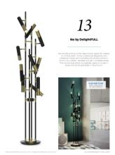 contemporary 2018年欧美落地灯设计素材。-2184219_灯饰设计杂志