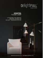 contemporary 2018年欧美落地灯设计素材。_照明设计