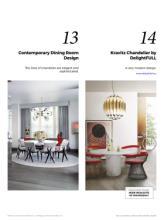 diningroom 2018年欧美室内灯饰灯具设计目-2184585_灯饰设计杂志