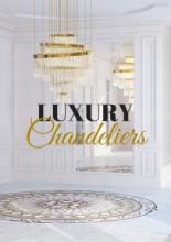 Luxury Chandeliers 2018年欧美室内水晶蜡-2184791_灯饰设计杂志