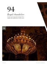 Luxury Chandeliers 2018年欧美室内水晶蜡-2184793_灯饰设计杂志