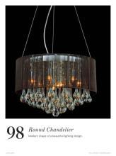 Luxury Chandeliers 2018年欧美室内水晶蜡-2184798_灯饰设计杂志