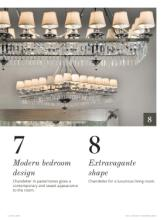 Luxury Chandeliers 2018年欧美室内水晶蜡-2184802_灯饰设计杂志