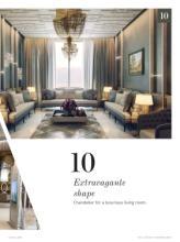 Luxury Chandeliers 2018年欧美室内水晶蜡-2184804_灯饰设计杂志