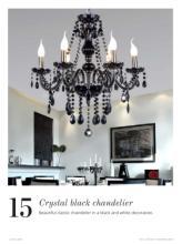 Luxury Chandeliers 2018年欧美室内水晶蜡-2184809_灯饰设计杂志