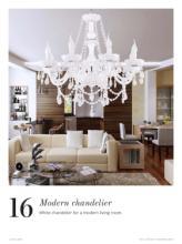 Luxury Chandeliers 2018年欧美室内水晶蜡-2184810_灯饰设计杂志