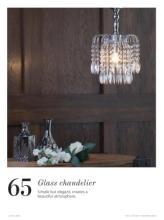Luxury Chandeliers 2018年欧美室内水晶蜡-2184867_灯饰设计杂志