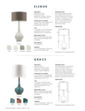 Heathfield 2018年欧美室内家居台灯及欧式-2185559_灯饰设计杂志