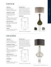 Heathfield 2018年欧美室内家居台灯及欧式-2185560_灯饰设计杂志