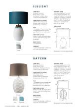 Heathfield 2018年欧美室内家居台灯及欧式-2185567_灯饰设计杂志