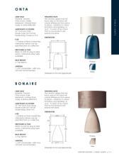 Heathfield 2018年欧美室内家居台灯及欧式-2185571_灯饰设计杂志