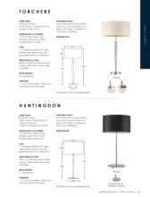Heathfield 2018年欧美室内家居台灯及欧式-2185593_灯饰设计杂志