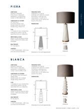 Heathfield 2018年欧美室内家居台灯及欧式-2185810_灯饰设计杂志
