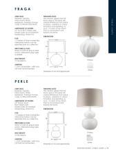 Heathfield 2018年欧美室内家居台灯及欧式-2185816_灯饰设计杂志