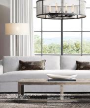 RH 2018年欧美室内家居设计及灯饰灯具设计-2187037_灯饰设计杂志