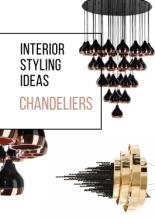 Chandeliers _国外灯具设计