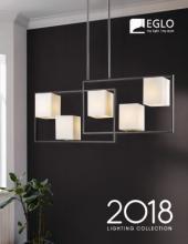 eglo new 2018年欧美室内现代简约灯设计目-2175461_灯饰设计杂志