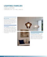 eglo 2019年欧美室内现代简约灯设计目录。-2176765_灯饰设计杂志