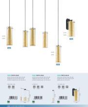 eglo 2019年欧美室内现代简约灯设计目录。-2176781_灯饰设计杂志