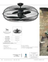 savoy 2018年欧美室内风扇灯设计画册。-2179520_灯饰设计杂志