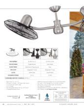 savoy 2018年欧美室内风扇灯设计画册。-2179522_灯饰设计杂志