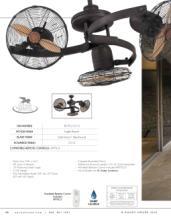savoy 2018年欧美室内风扇灯设计画册。-2179525_灯饰设计杂志