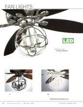 savoy 2018年欧美室内风扇灯设计画册。-2179584_灯饰设计杂志