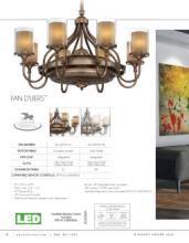 savoy 2018年欧美室内风扇灯设计画册。-2179677_灯饰设计杂志
