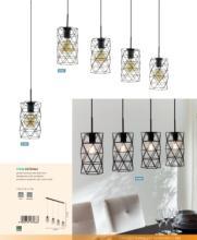 eglo 2019年欧美室内现代简约灯设计目录。-2181191_灯饰设计杂志
