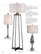 Uttermost 2019古典台灯设计目录-2268795_灯饰设计杂志