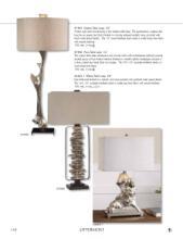 Uttermost 2019古典台灯设计目录-2268799_灯饰设计杂志