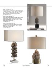Uttermost 2019古典台灯设计目录-2268805_灯饰设计杂志