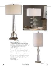 Uttermost 2019古典台灯设计目录-2268990_灯饰设计杂志