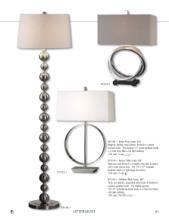 Uttermost 2019古典台灯设计目录-2269001_灯饰设计杂志