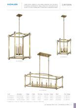 Eelstead 2019年年欧美室内灯饰灯具设计目-2505018_灯饰设计杂志