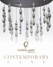 Copenlamp 2019年欧美室内蜡烛吊灯设计素材-2505070_灯饰设计杂志