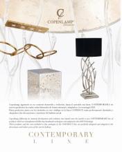 Copenlamp 2019年欧美室内蜡烛吊灯设计素材-2505071_灯饰设计杂志
