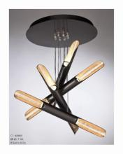 Copenlamp 2019年欧美室内蜡烛吊灯设计素材-2505078_灯饰设计杂志