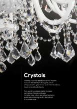 contract 2019年欧美室内水晶蜡烛吊灯设计-2506554_灯饰设计杂志