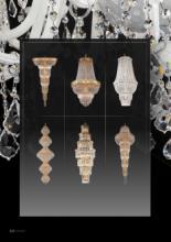 contract 2019年欧美室内水晶蜡烛吊灯设计-2506553_灯饰设计杂志