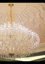 contract 2019年欧美室内水晶蜡烛吊灯设计-2506556_灯饰设计杂志