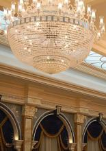 contract 2019年欧美室内水晶蜡烛吊灯设计-2506557_灯饰设计杂志