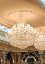 contract 2019年欧美室内水晶蜡烛吊灯设计-2506558_灯饰设计杂志