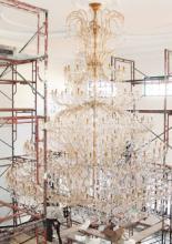 contract 2019年欧美室内水晶蜡烛吊灯设计-2506567_灯饰设计杂志