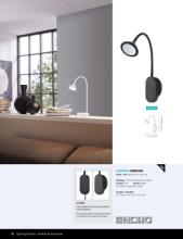 eglo 2019年欧美室内现代简约灯设计目录-2510080_灯饰设计杂志