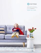craftmade 2019年欧美室内欧式灯饰灯具设计-2322706_灯饰设计杂志