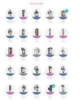 craftmade 2019年欧美室内欧式灯饰灯具设计-2322713_灯饰设计杂志