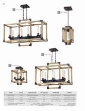 craftmade 2019年欧美室内欧式灯饰灯具设计-2322909_灯饰设计杂志