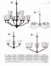 craftmade 2019年欧美室内欧式灯饰灯具设计-2323000_灯饰设计杂志